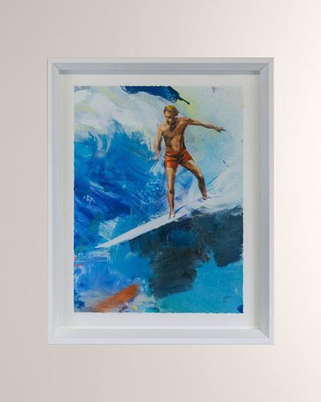 """Grand Image Home """"Beach Studies"""" Archival Digital Print by Van Hoang"""