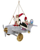 Mark Roberts North Pole Airline