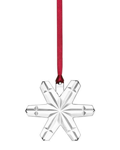 2019 Annual Snowflake Ornament