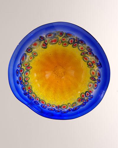 Westwind Art Glass Sculpture, 9