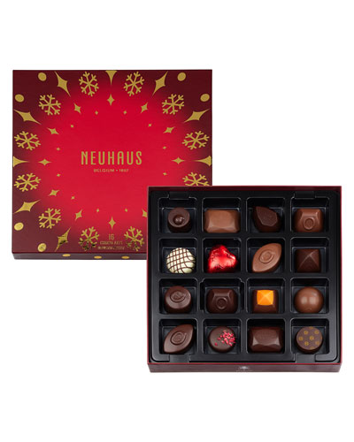 16-Piece Holiday Travel Gift Box