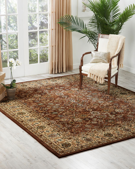 NourCouture Caymus Hand-Tufted Rug, 5' x 8'