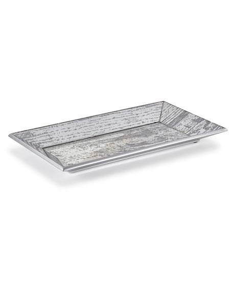 Labrazel Bois Silver Tray
