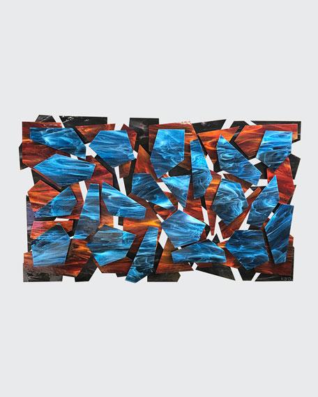 Karo Studios Geodesic Wall Sculpture