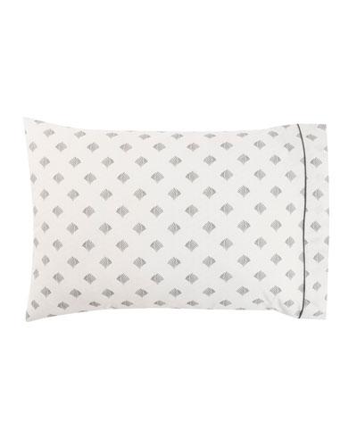 Poseidon Printed King Pillowcases, Set of 2