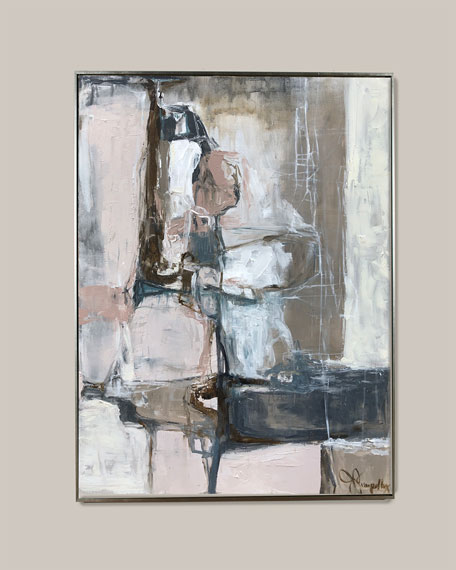 "Jill Pumpelly Fine Art ""In Her Defense"" Giclee"