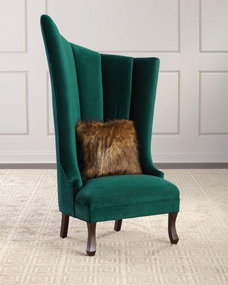 Haute House Kendall Left Slant Chair