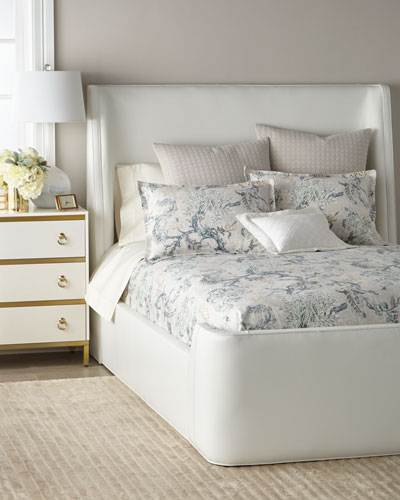 Ricardo Leather Queen Bed