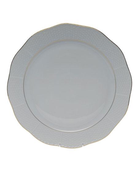 Herend Golden Edge Round Platter