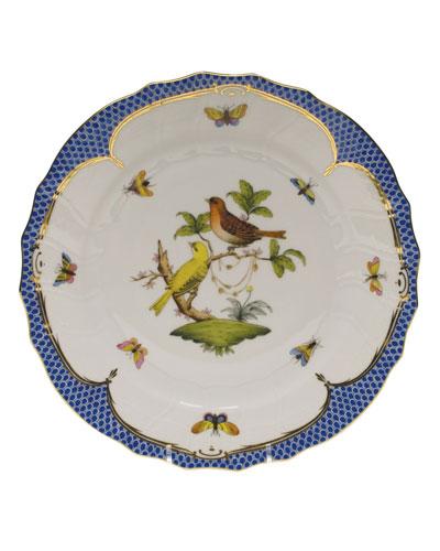 Rothschild Blue Motif 06 Dinner Plate