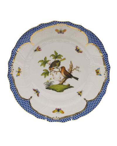 Rothschild Blue Motif 10 Dinner Plate