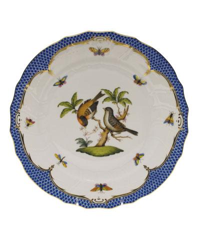 Rothschild Blue Motif 12 Dinner Plate
