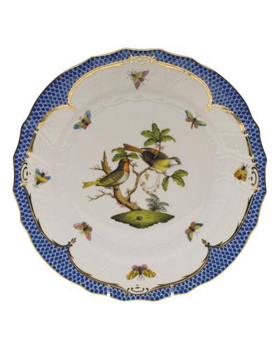 Rothschild Blue Motif 11 Dinner Plate