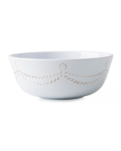 Berry Thread Melamine Cereal/Ice Cream Bowl