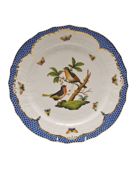 Herend Rothschild Bird Service Plate/Charger 08