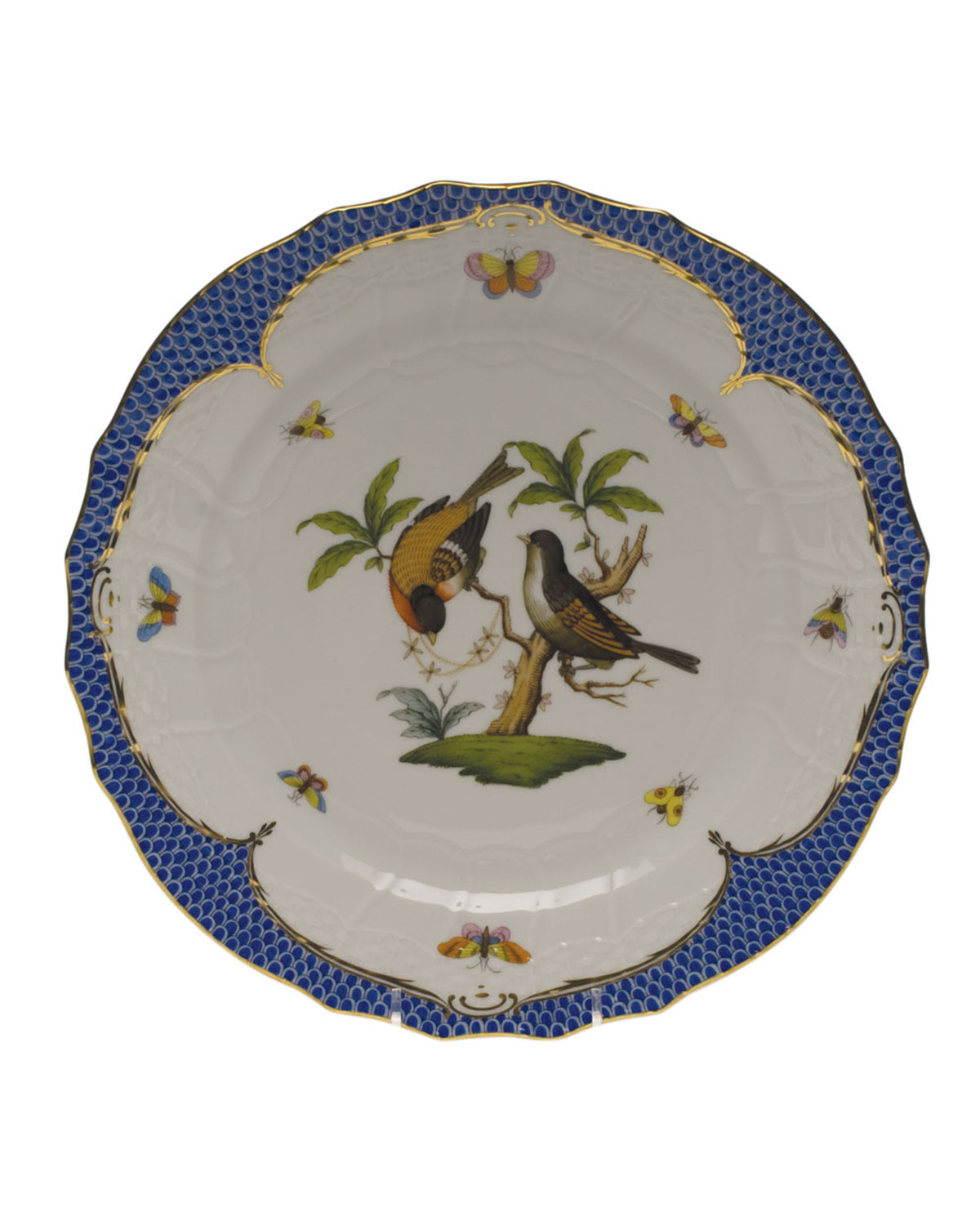 Rothschild Bird Service Plate/Charger 12