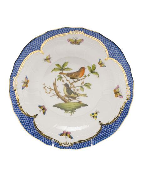 Herend Rothschild Bird Dessert Plate - Motif 03