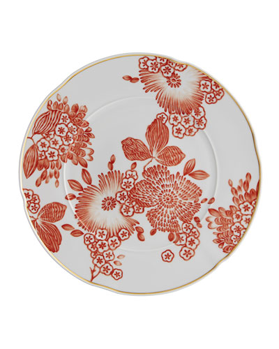 Coralina Charger Plate