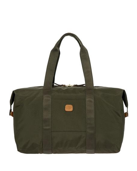 """Bric's X-Bag 18"""" Folding Duffel Bag Luggage"""