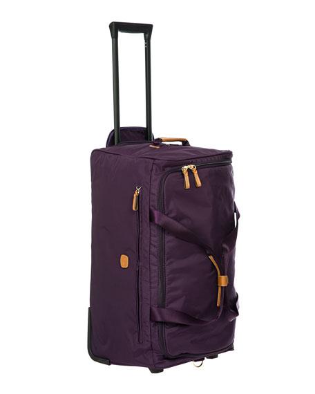 """Bric's X-Bag 28"""" Rolling Duffel Luggage"""