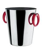 Alessi Pop Wine Cooler