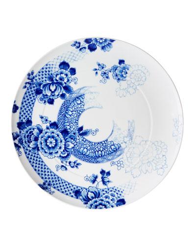 Blue Ming Round Platter