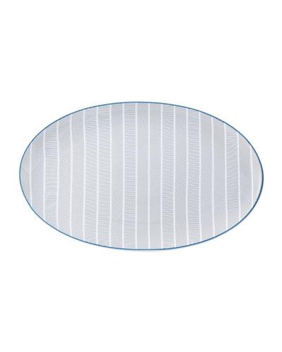 Orquestra Small Oval Platter