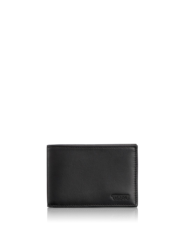 Delta Slim Single Billfold Wallet