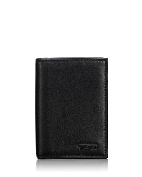 TUMI Delta Gusseted Card Case