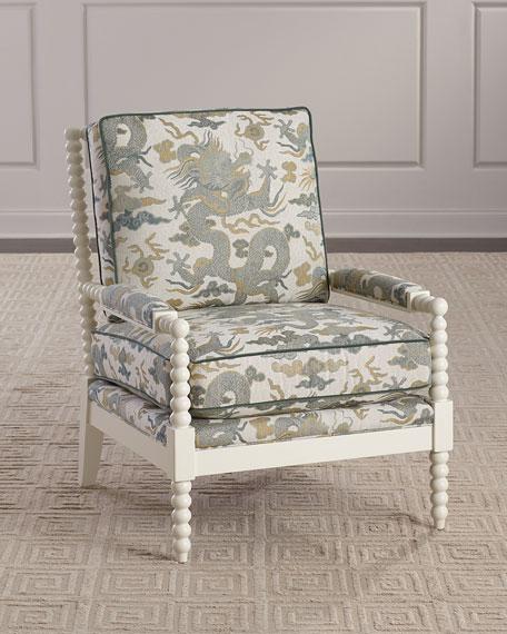 Massoud Giulia Spindle Chair