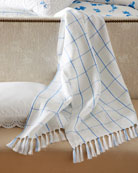 Ralph Lauren Home Atterbury Windowpane Throw