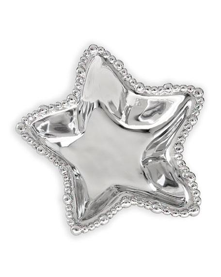 Beatriz Ball Giftables Organic Pearl Star Bowl