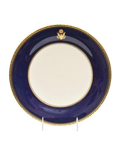 Official US Presidential Seal Dinner Plate