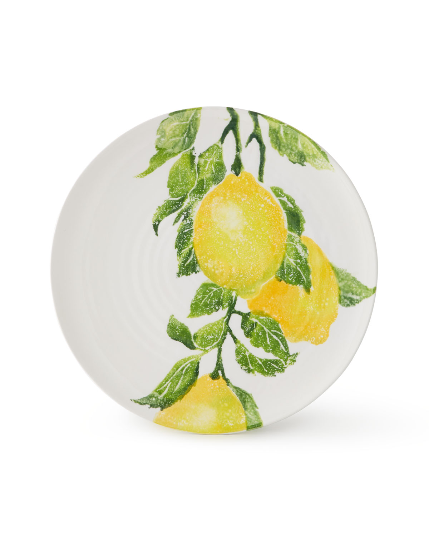 Vietri LIMONI DINNER PLATE