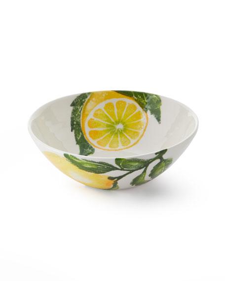 Vietri Limoni Cereal Bowl