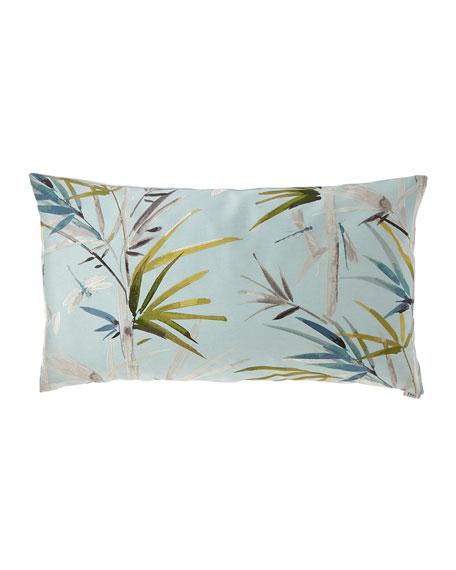 Fino Lino Linen & Lace Tropical Standard Sham