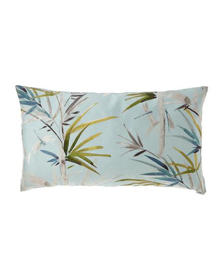 Fino Lino Linen & Lace Tropical King Sham