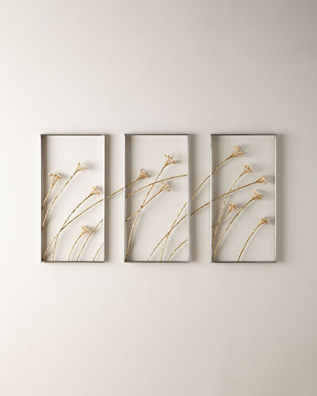 John-Richard Collection Windswept Triptych, Set of 3