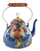 MacKenzie-Childs 3-Qt. Flower Market Tea Kettle