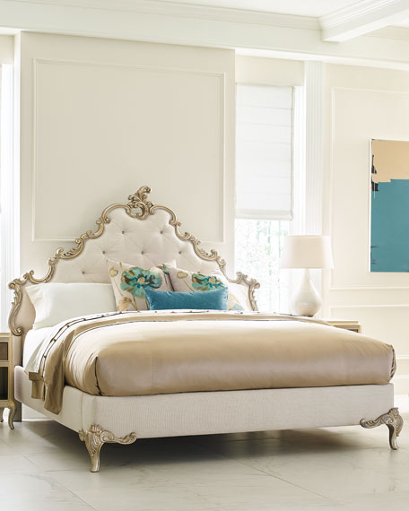 caracole Fontainebleau Queen Bed