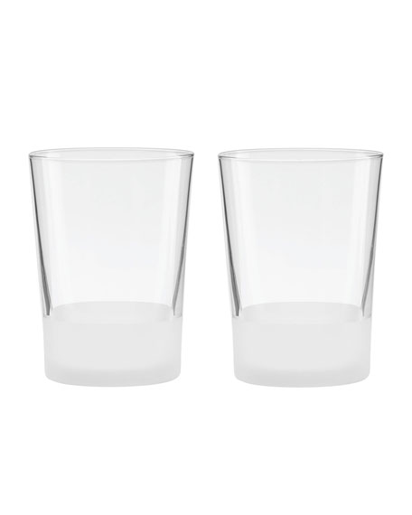 kate spade new york nolita double old-fashioned glasses