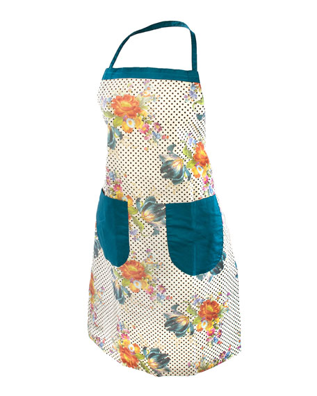 MacKenzie-Childs Flower Market Apron