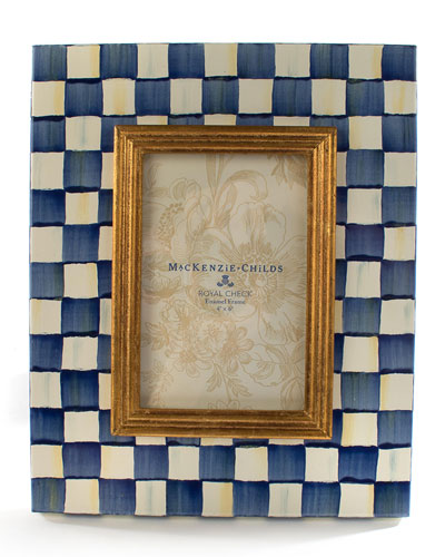 Royal Check Frame, 4
