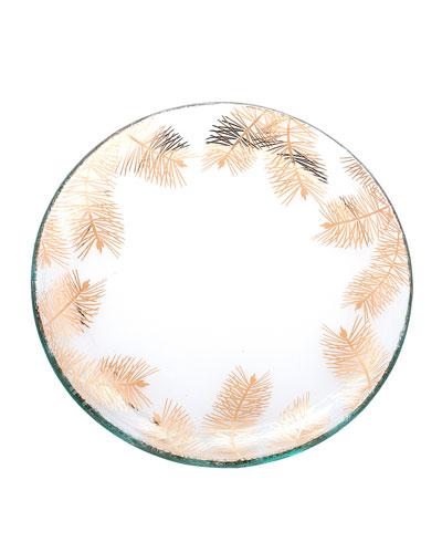 Fir Small Plate