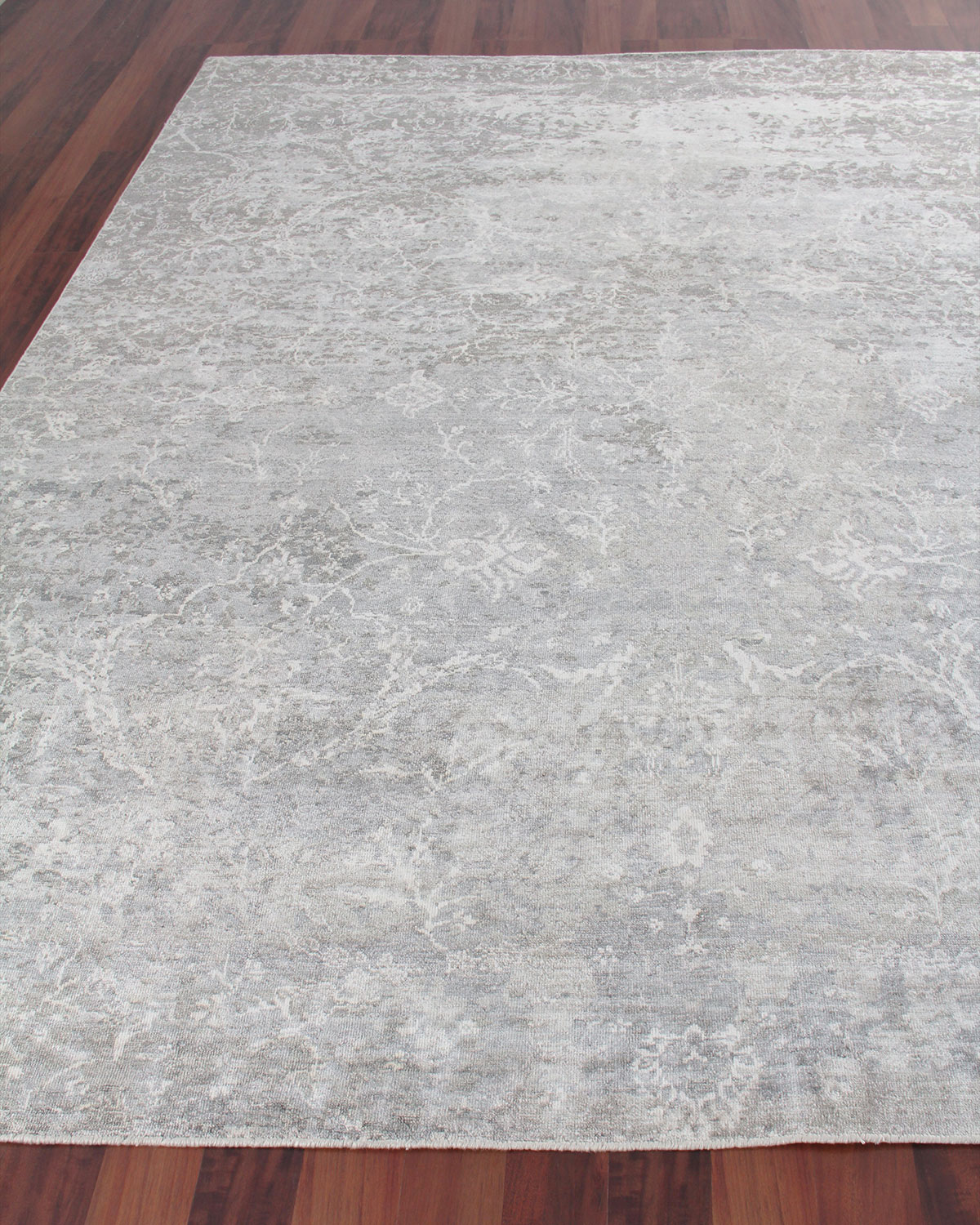 Muncy Hand-Knotted Rug, 9' x 12'