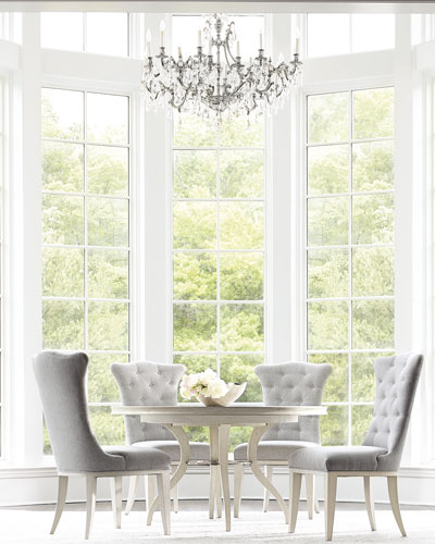Allure Tufted Dining Side Chair