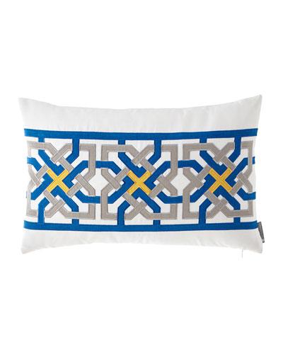 Mod Boudoir Pillow