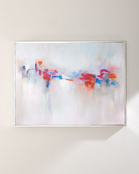 """""""Primary"""" Giclee Wall Art"""