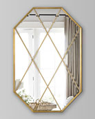 John-Richard Collection Oakwell Mirror