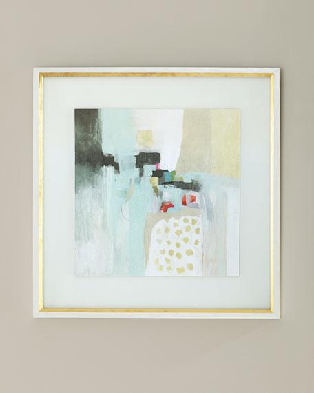 "John-Richard Collection ""Kaleidoscope Falls I"" Giclee Art"